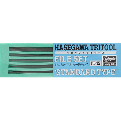 [하세가와] FILE SET 'STANDARD TYPE'[TT-15]